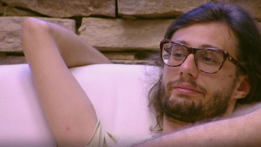 Pedro acredita em recuperação de Vivian - Reprodução/TVGlobo