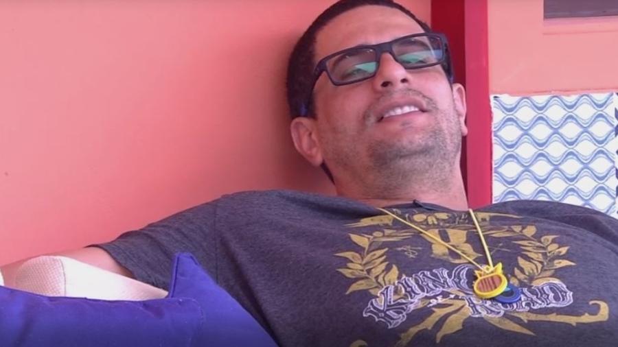 Daniel: preocupado com assédio à filha - Reprodução/TVGlobo