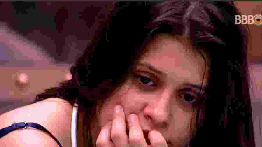 Ana Paula conversa com Patrícia sobre Mahmoud  - Reprodução/Tv Globo