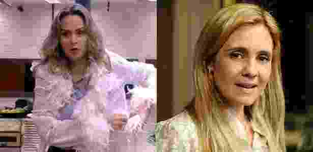 Reprodução/TV Globo e Divulgação/TV Globo