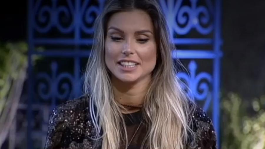 Flávia fala sobre Marcos - Reprodução/R7