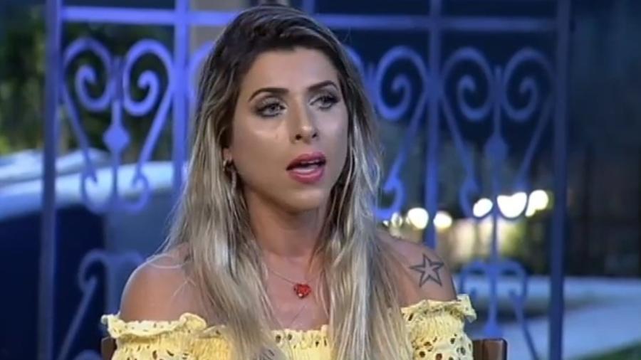 Ana Paula Minerato reclama da indicação de Yuri - Reprodução/R7