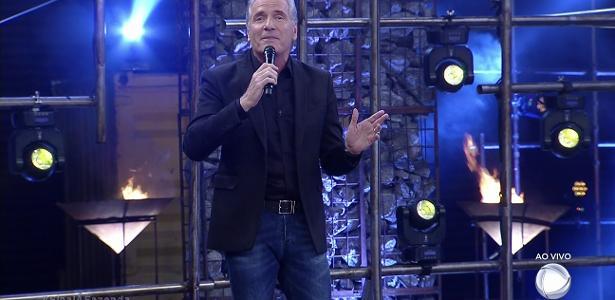 """Roberto Justus anuncia novidades na final de """"A Fazenda 9"""""""
