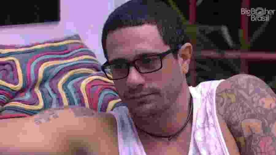 Daniel fala sobre rever a família - Reprodução/TV Globo