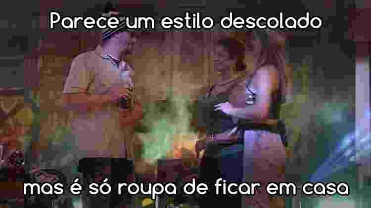 BBB17 Diva 2 - Reprodução/TV Globo e Arte/Diva Depressão - Reprodução/TV Globo e Arte/Diva Depressão