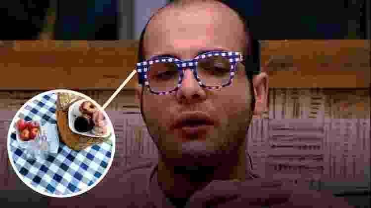 Mahmoud Diva - Reprodução/GloboPlay - Reprodução/GloboPlay