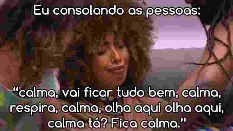Diva Depressão Gabriela meme 3 - Divulogação / TV Globo - Divulogação / TV Globo