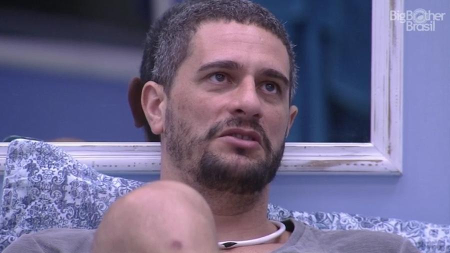Daniel afirma não ter gostado de comentários de Marcos - Reprodução/ TV Globo