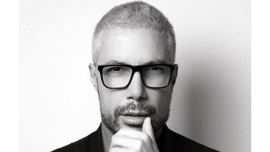 O maquiador Fernando Torquatto - Reprodução/Instagram