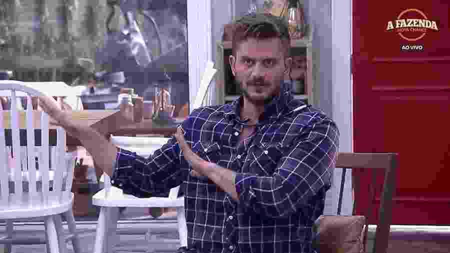 Marcos crítica produção da Rede Globo - Reprodução/R7