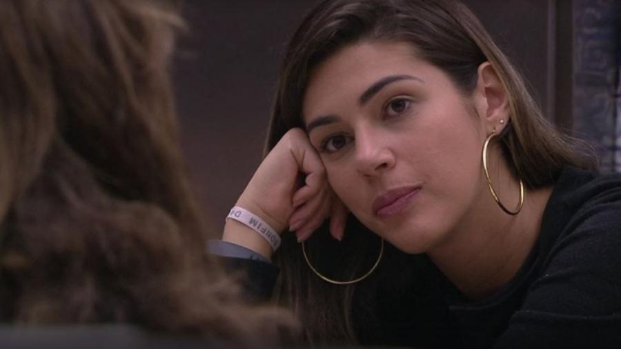 Vivian releva a Ieda ter medo de cruzar com Marcos na casa de repente - Reprodução/TVGlobo