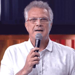 "Bial apresentou o ""BBB"" por anos na Globo - Reprodução/TV Globo"