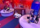 """Brothers questionam Tiago Leifert sobre intercâmbio com """"Gran Hermano VIP"""" - Reprodução/TV Globo"""