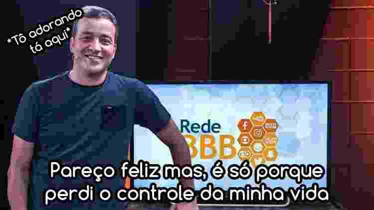Diva BBB 7 - Reprodução/TV Globo e Arte/Diva Depressão - Reprodução/TV Globo e Arte/Diva Depressão