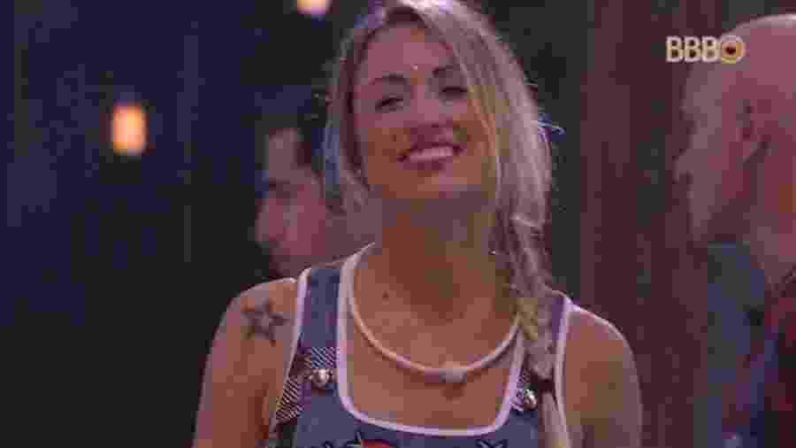 Jéssica desabafa sobre situação com Lucas - Reprodução/GloboPlay