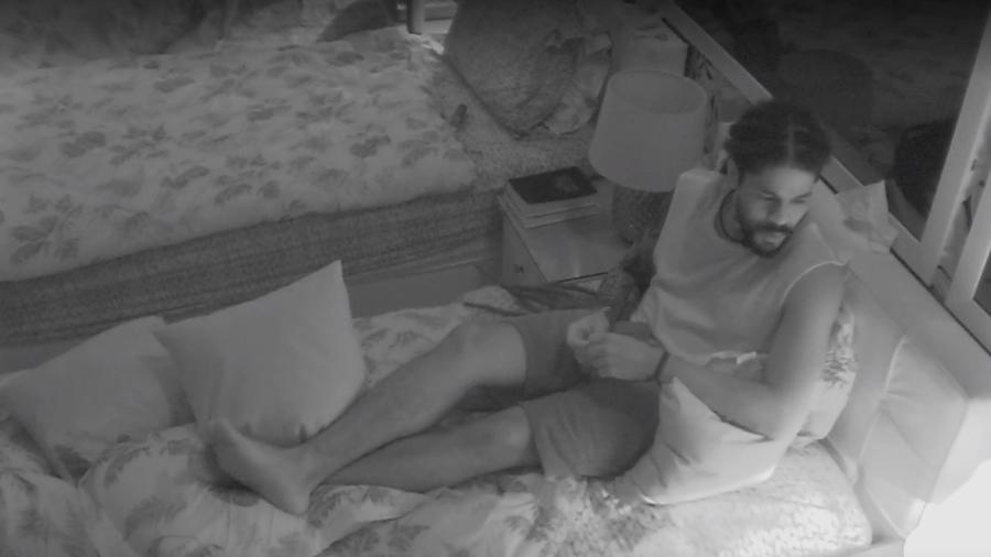 Viegas fala sobre voto com Caruso no quarto tropical  - Reprodução/GloboPlay