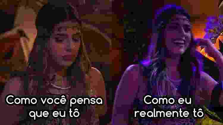 BBB DIVA 2 - Reprodução/TV Globo e Montagem/Diva Depressão - Reprodução/TV Globo e Montagem/Diva Depressão