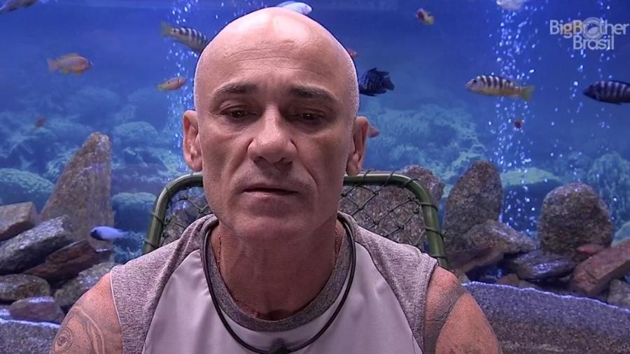 Ayrton fala sobre Ana Clara no confessionário - Reprodução/Globoplay