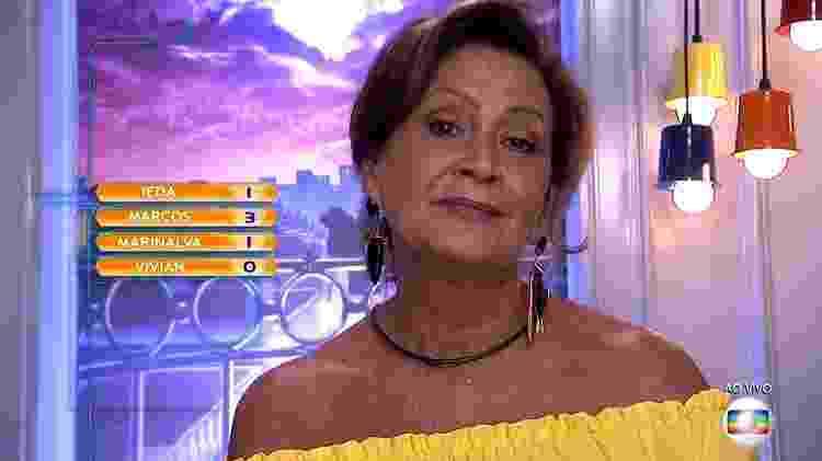 """Ieda vota no décimo paredão do """"BBB17"""" - Montagem/TV Globo - Montagem/TV Globo"""