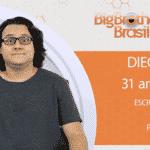 """Diego, participante do """"BBB18"""" - Reprodução/Gshow"""