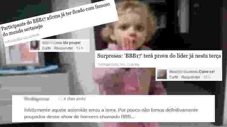 Reprodução/YouTube/Montagem/UOL