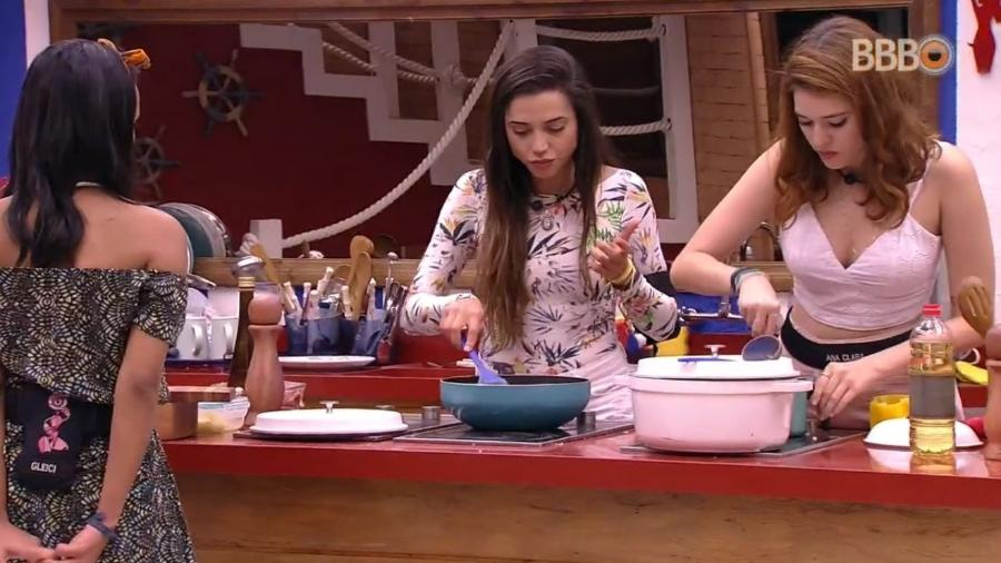 Sisters falam sobre punição recebida no programa - Reprodução/GlobosatPlay