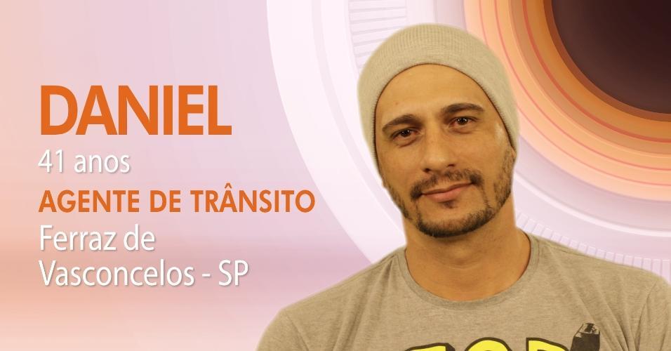 """Daniel é um dos participantes do """"BBB17"""""""