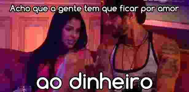 Diva profissões Munik e Renan - Reprodução/TV Globo e Montagem/Diva Depressão - Reprodução/TV Globo e Montagem/Diva Depressão