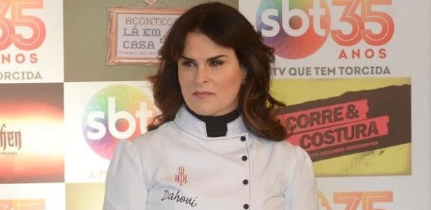 """A chef Danielle Dahoui é a nova apresentadora do """"Hell""""s Kitchen - Cozinha Sob Pressão"""" - Francisco Cepeda/AgNews"""