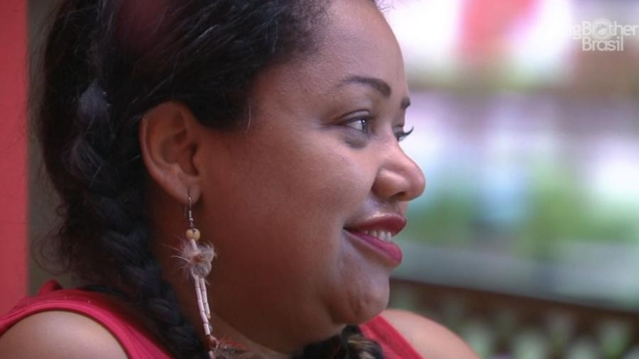 Elis conversa com Marinalva - Reprodução/TV Globo