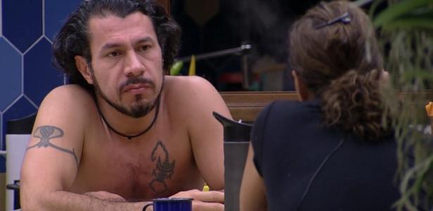 """Rômulo diz que terá atitude que """"selará saída do programa"""""""