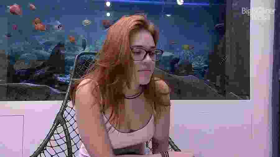 Ana Clara afirma que ficou surpresa com o voto de Paula - Reprodução/GloboPlay