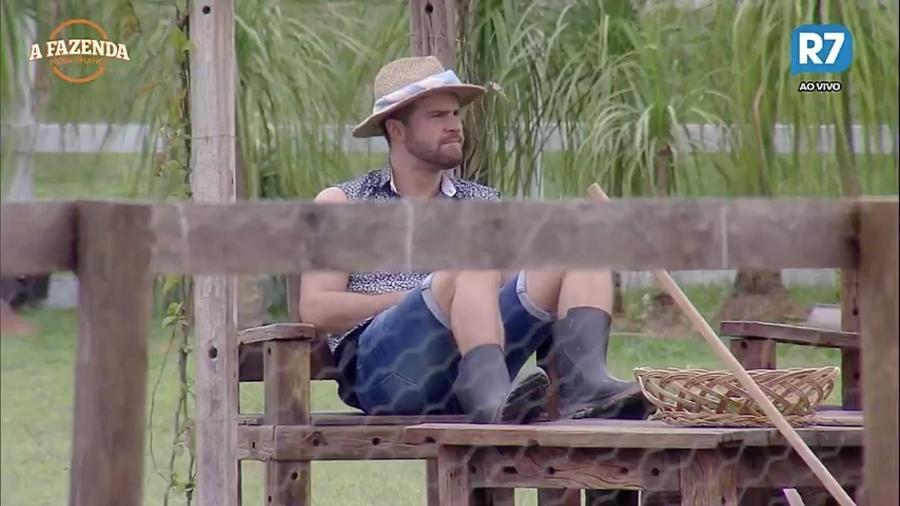 """Na roça, Marcelo Ié Ié diz que sente falta da época de fazendeira em """"A Fazenda 9"""" - Reprodução/R7"""