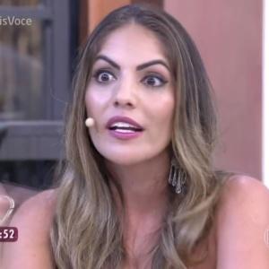 """Ex-BBB Anamara critica atitude de Ana Paula durante participação no """"Mais Você"""" - Reprodução/TV Globo"""