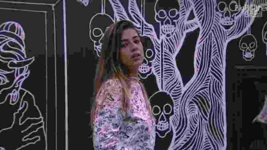 """Vivian define sentimento por Jorge e Mateus: """"Amor de fã"""" - Reprodução/TV Globo"""