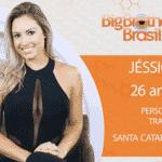 """Jéssica, participante do """"BBB18"""" - Reprodução/Gshow"""