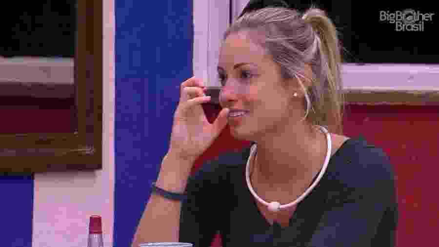 Jéssica fala sobre o comportamento de Nayara no reality  - Reprodução/GloboPlay