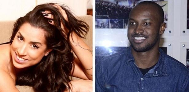 """A bailarina Juliana Dias, do """"BBB16"""", já namorou o cantor Thiaguinho - Reprodução/Instagram e Leo Franco/Ag News"""