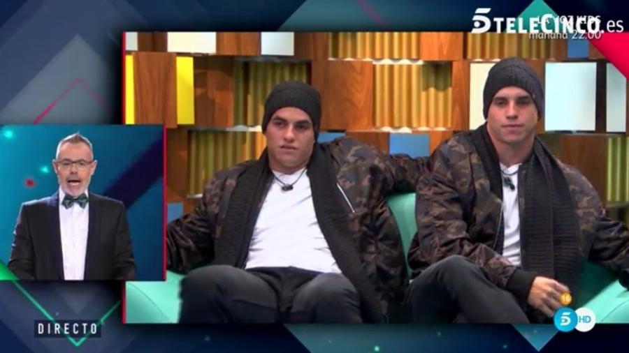 """Manoel e Antônio entram no """"Gran Hermano VIP"""" - Reprodução/Telecinco"""