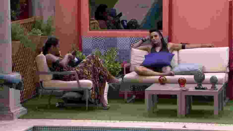Marinalva conta que quase caiu de um cavalo quando estava grávida - Reprodução/ TV Globo
