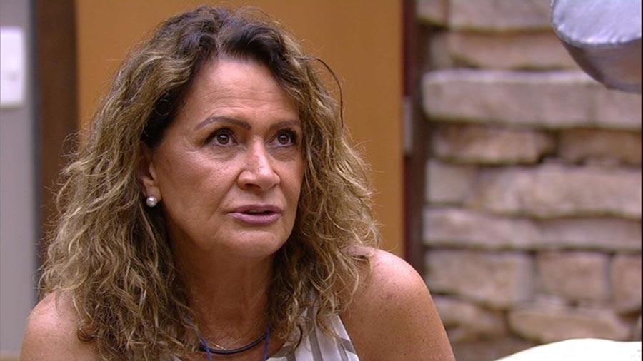 Ieda critica Marcos e Emilly - Reprodução/TV Globo