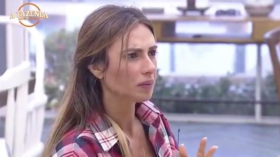 Nicole Bahls fala sobre traição de Ana Paula - Reprodução/R7