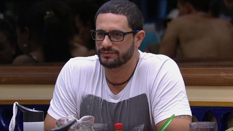 Daniel não gosta de usar cueca - Reprodução/TV Globo