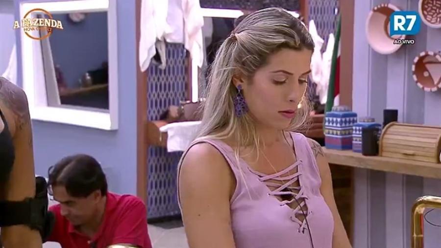 Ana Paula Minerato fala sobre ex-namorado Thiago Servo - Reprodução/R7