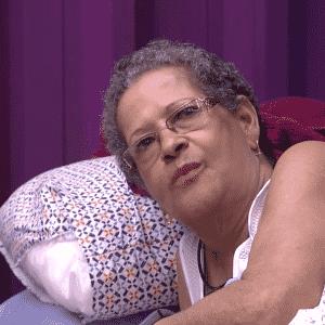 """9.mar.2016 - Geralda diz que Adélia era culpada pela confusões na casa do """"BBB16"""" - Reprodução/TV Globo"""