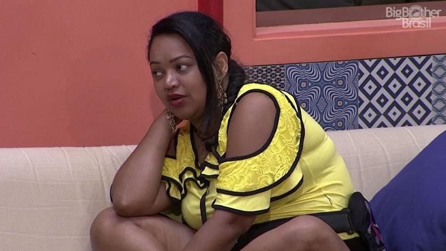 Elis conversa com Daniel sobre Roberta - Reprodução/TV Globo