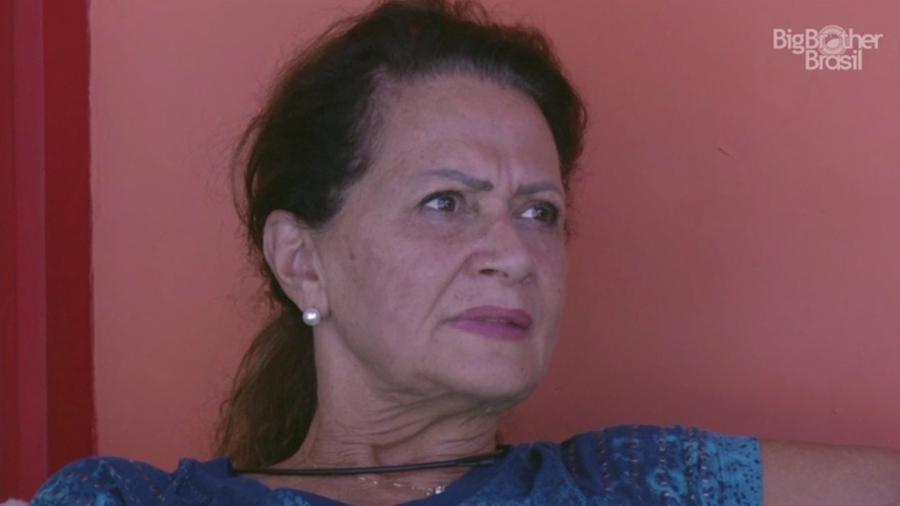 Ieda conversa com Marinalva e Daniel sobre a sister Elis - Reprodução/TV Globo
