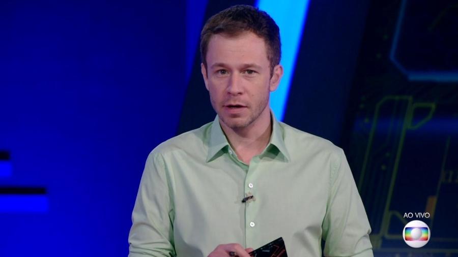 Tiago Leifert fala sobre as mudanças na prova do anjo  - Reprodução/TvGlobo