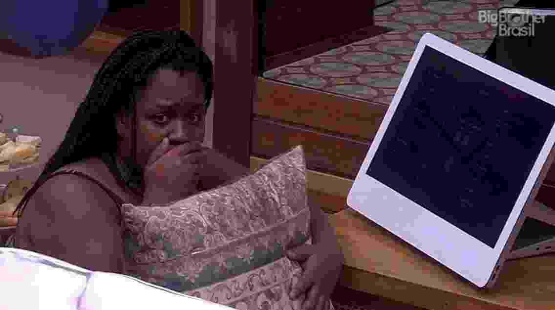 Roberta se espanta ao ouvir Daniel errar o nome de Thiaguinho - Reprodução/ TV Globo