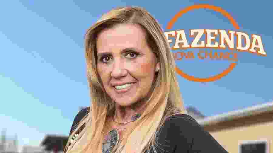 """Rita Cadillac, participante de """"A Fazenda 9"""" - Antonio Chahestian/Record TV"""